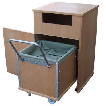 Outer Return unit with inner box trolley