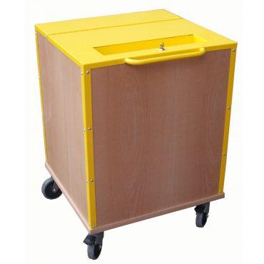 Wooden Return Box
