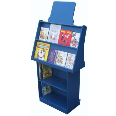 Book Display and Storage Unit.