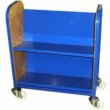 Large Shelf Single Sided Trolley