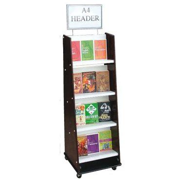 Large Economy Book Display