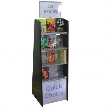 Medium Book Display unit