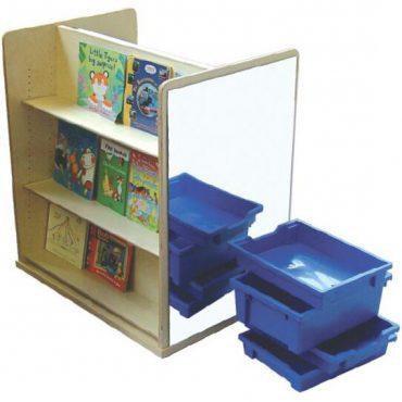 Mirrored Book Unit