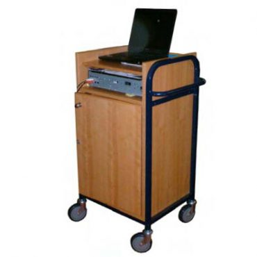 Laptop and Projector Trolley