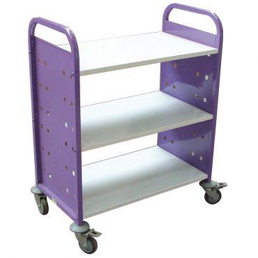 Aluminium Flat Shelf Trolley