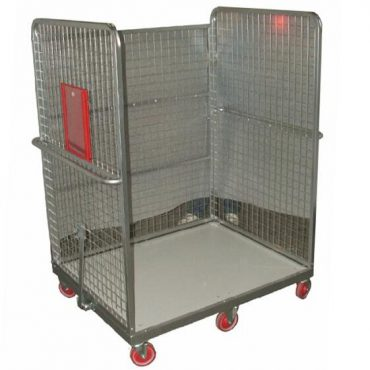 Large Cage Trolley