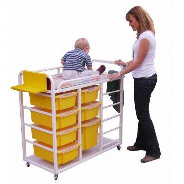 Large Toddler Change Unit