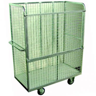 Large sports cage