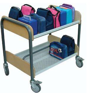 Lunchbox Trolley 30 Boxes