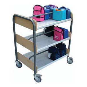 Lunchbox Trolley 42 boxes