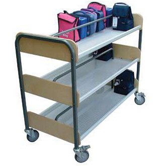 Lunchbox Trolley 60 Boxes