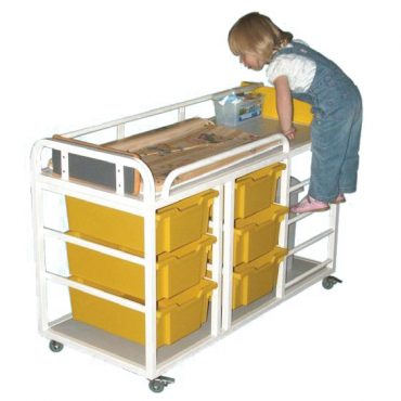 Medium Toddler Change Unit