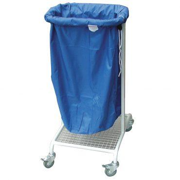 Single bag Laundry Trolley