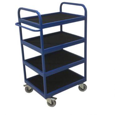 4 shelf trolley
