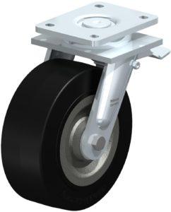 Heavy duty load bearing castor wheel example
