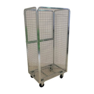 Drop Front Security Cage
