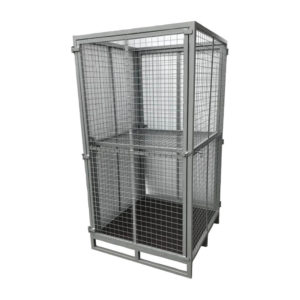 Large Mesh Security Cage