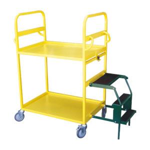 Simple Single Step Trolley