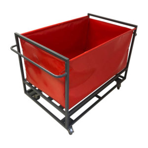 Bag Frame Container Trolley