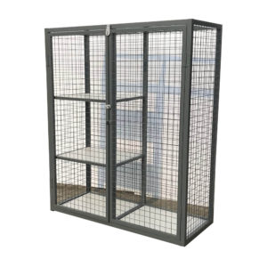 Retail Locking Storage Cage