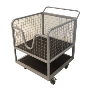 Simple Basket Trolley