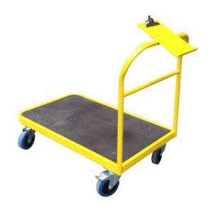 Simple Tote Platform Trolley