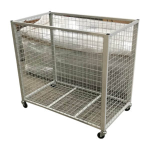 Security Cage Stock Trolley