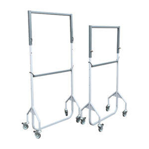 Height Adjustable Clothes Rail