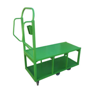 Two Tier Flatbed Trolley