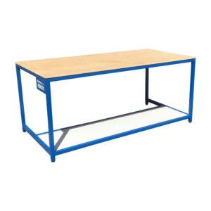 Basic Wood Top Work Bench