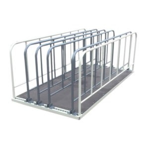 Large Sized Industrial Dividing Rack