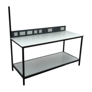 Work Bench With Plug Sockets