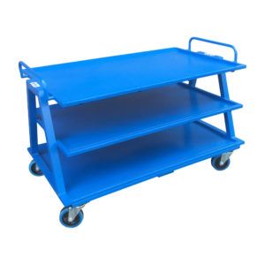 Wide Archive Tray Trolley