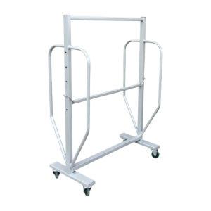 Heavy Duty Height Adjustable Clothing Rail