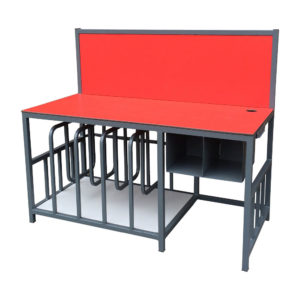 Bench With Hanger Rails
