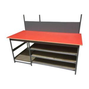 Work Bench With Water Resistant Worktop
