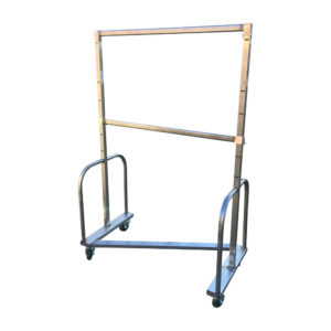 Z Nesting Stainless Steel Clothes Rail