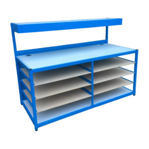 Sturdy Multi Purpose Packing Bench
