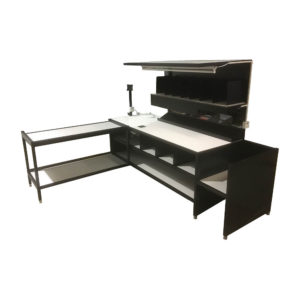Packing Bench With Built In Lighting