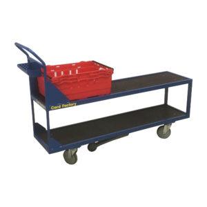 Two Tier Platform Trolley