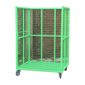 Open Front Cage