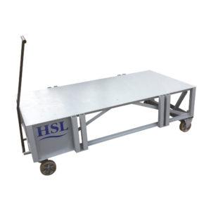 Heavy Duty Flatbed Trolley