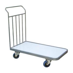 Steel Heavy Duty Flatbed Trolley