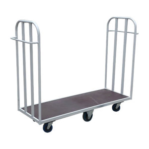 Wide Flatbed Trolley