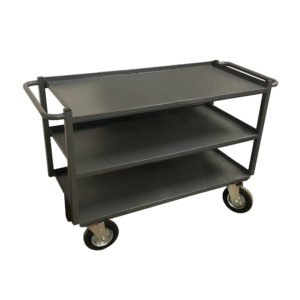 Heavy Duty Tray Shelf Trolley