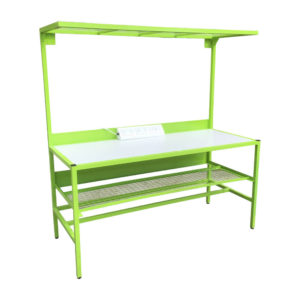 Lime Green Work Bench
