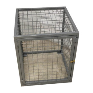 Lockable Stacking Security Cube
