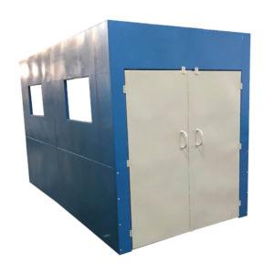 Pod Storage Cupboard
