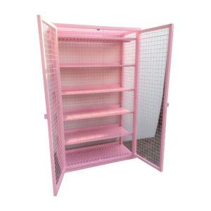 Secure Stock Cupboard