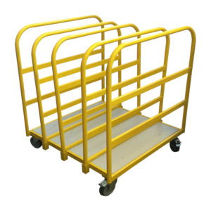 Four Section Toast Trolley